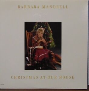 Barbara Mandrell Christmas at our House 33RPM MCA-5519   120316LLE