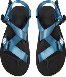 4a6426564b8f Suicoke Men s CHIN2 Sandals Shoes OG-023-2 New Retails  198 Blue ...