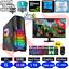 Paquete-De-Computadora-Pc-Para-Juegos-Intel-Quad-Core-i5-16GB-1TB-6GB-GeForce-GTX1660-Win10 miniatura 1