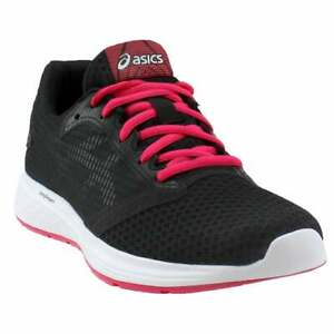 ASICS-Patriot-10-Casual-Running-Shoes-Black-Womens-Size-9-B