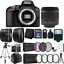 Nikon-D3500-24-2MP-DSLR-Camera-18-55mm-Lens-55mm-Accessory-Kit thumbnail 1