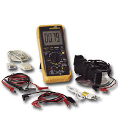 Electronic Specialties 595 Pro Auto DMM Tester w//PC Interface