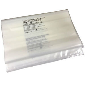 "Zerust Multipurpose VCI Poly Bag Zip Closure Pack of 6 6/"" x 8/"""