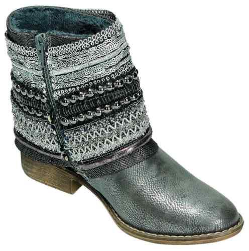 Munich Boots Catwalk New9 Donna Stivaletti 36 Boots Gr Hw180104 Grigio 42 xSwCTwqFWa