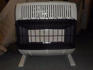 Heatstar Hsvfr30tb Lp Unvented Propane Gas Space Heater