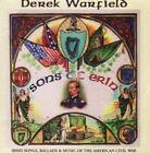 Sons of Erin 0509938611628 by Derek Warfield CD