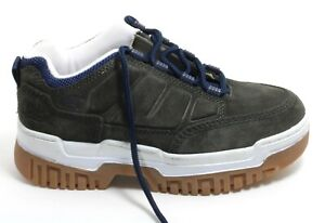 565 Chaussures à Lacets Basses de Sport Baskets Bottes en Cuir Caterpillar 41