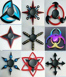 Future-Hermit-Equipment-Fidget-Finger-hand-Spinner-EDC-Game-Metal-Gyro-kids-Toy