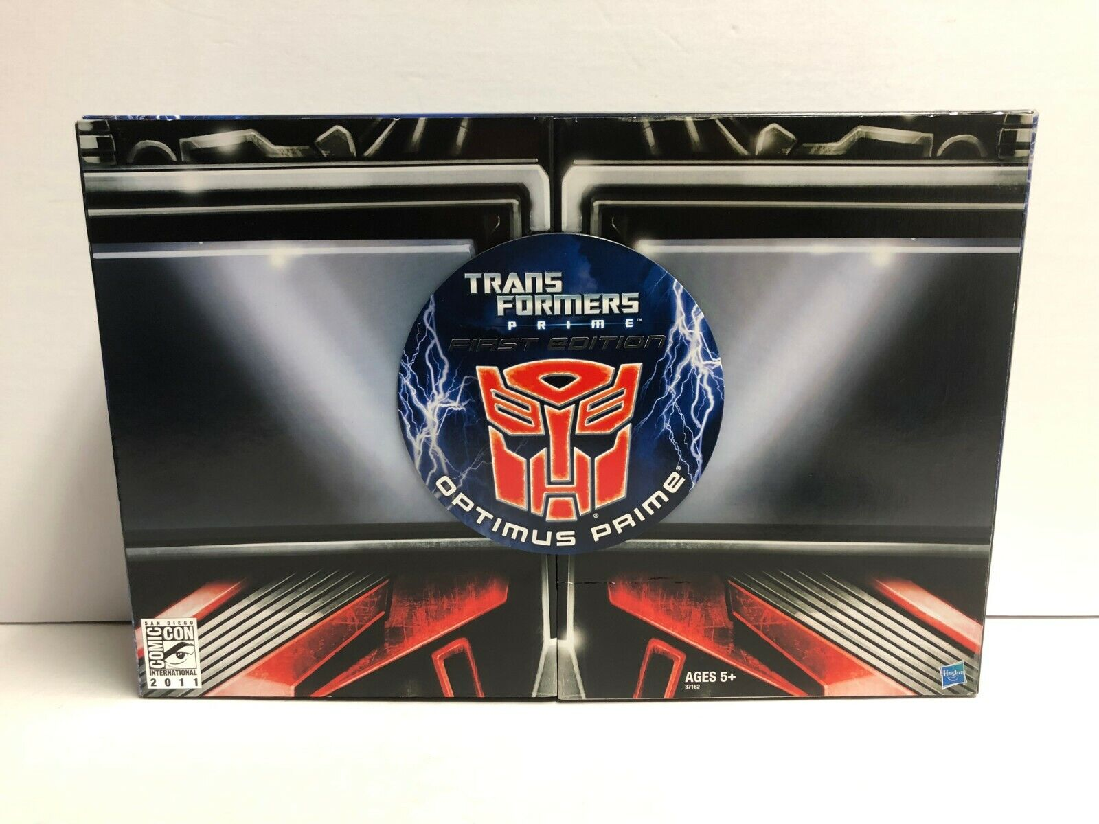 SDCC EXCLUSIVE 2011 Hasbro Transformers Prime First Edition OPTIMUS PRIME