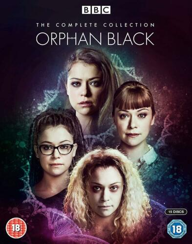 Orphan Black - The Complete Collection [2018] (Blu-ray)