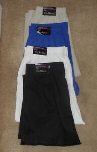 Kim Rogers comfort waist capris 4 colors asst sizes full elastic waist band NWT