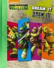 Teenage Mutant Ninja Turtles: Sketchbook Draw It, Dream It by Parragon (Paperback / softback, 2015)