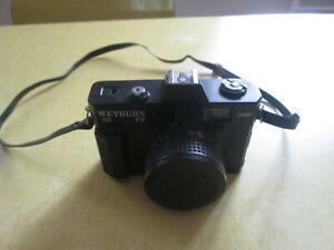 Appareil Photo Argentique Weyburn F6 Compact