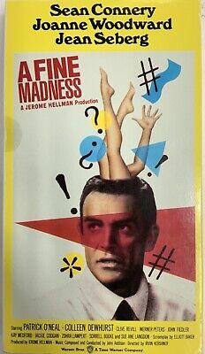 Fine Madness, A (Warner 1966, Sean Connery, Joanne Woodward) | Memorable TV