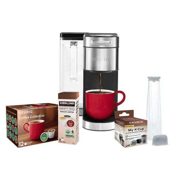Keurig coffee maker (Silver) for sale online | eBay