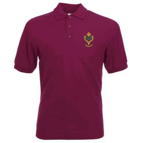 Queens Own Highlanders Polo Shirt