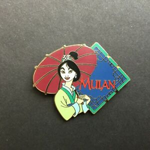 12-Months-of-Magic-Mulan-Disney-Pin-14376