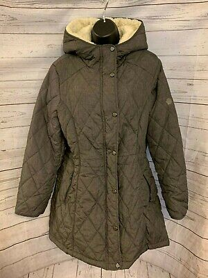 Steve Madden Womens Quilted Fashion Jacket
