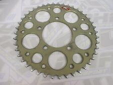 Renthal Race Rear Sprocket for PVM Superbike Race Racing Wheels 520 43T 43 tooth