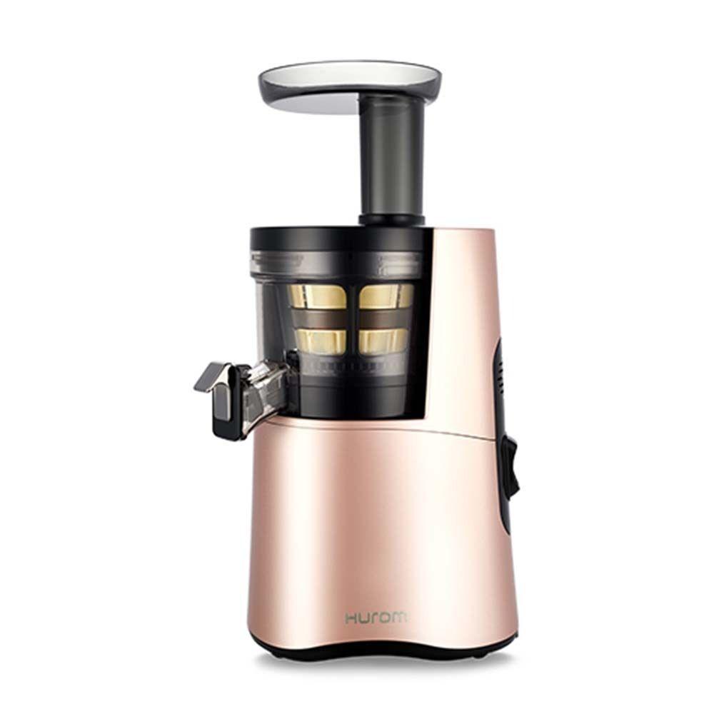 Hurom Slow Juicer H-AA-LBF17 220V 60HZ pink gold