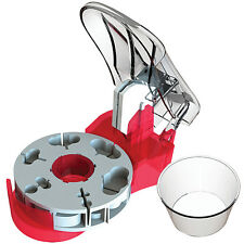 NEW Pill Cutter With Self-Retracting Blade And Pill Catch Cup For Any Medication