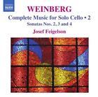 Werke Für Solo Cello Vol.2 von Josef Feigelson (2011)
