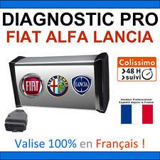 Valise de Diagnostic PRO pour FIAT ALFA LANCIA - AUTOCOM DELPHI MULTIECU KTS