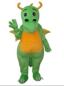 TOP-SALE-Cosplay-Dinosaur-Dragon-Big-Nose-Mascot-Costume-Hallowen-Birthday-Gifts