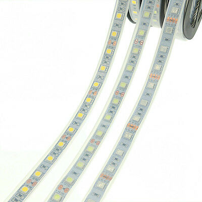 IP67 Waterproof 5050 LED Strip DC12V 60 LED/M High Quality Silicon Tube Waterpro