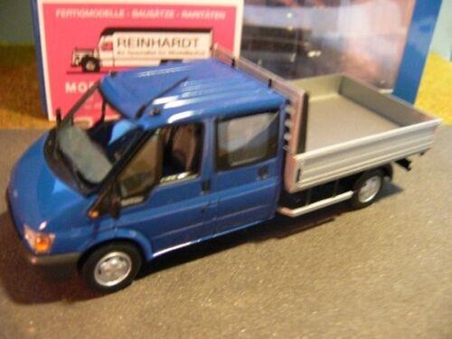 1//43 Minichamps Ford Transit doka azul
