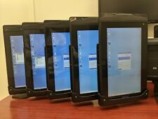 Micros Pos Systemmicros Mtablet Daylight View 5 Tablets With Charging Base