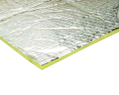 """Thermo Tec 14100 Cool It Heat//Sound Insulating Mat 24/""""X48/"""""""