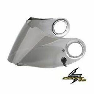pour 1000 Scorpion casque rechange de Smoke Exo 490 Visière Claro moto 500 de yc4EWW