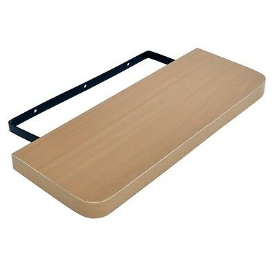 Eden Floating Wall Shelf | Wood Effect | Shelving Shelves Unit Kit Display Home