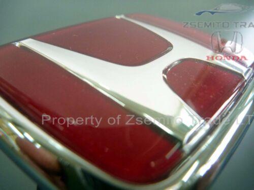 Honda Civic EK9 Type R FRONT EMBLEM JDM Red Genuine OEM 75700-S03-Z00 Badge MK6
