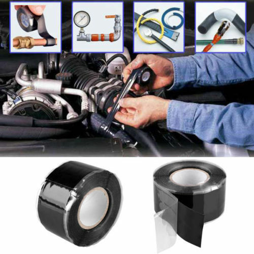 Automotive Magic Waterproof Useful Handy Repair Seal leaky hoses pipe tubing