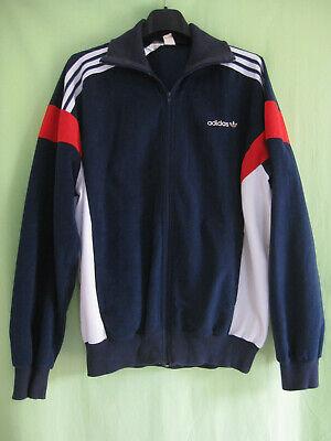 Veste Adidas Challenger Marine France Ventex 80'S Vintage Jacket 174 M | eBay