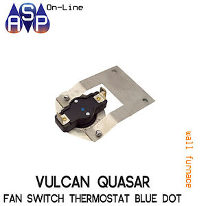 vulcan ducted heating thermostat manual