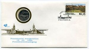 South-Africa-Mandela-Presidential-Inauguration-1994-Fdc-6-3c-Proof-5R-No-Steps