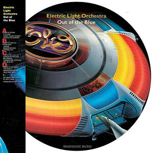 ELO-LP-x-2-Out-Of-The-Blue-DBL-Vinyl-PICTURE-DISCS-2017-NEW-Electric-Light-MP3s