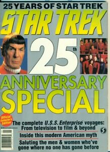 Official-Star-Trek-25th-Anniversary-Special-magazine-1991-Paramount-Pictures