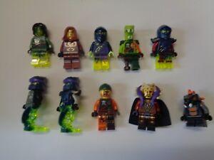 LEGO Atlantis Personnage Figurine Minifig Choose Model