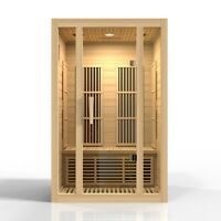 Dynamic Infrared Seattle Edition 2 Person Carbon Far Infrared Sauna