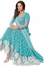 Pakistani Anarkali Salwar Kameez Wedding Suit Lehenga Indian Dress