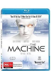 The-Machine-Blu-ray-They-Rise-We-Fall-Region-B-NEW-SEALED