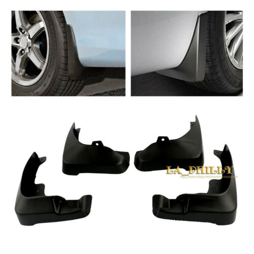 4Pcs Mud Flaps Splash Guards Fender Mudguard For 7-11 TOYOTA CAMRY XV40 AURION