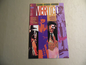 Vertigo Preview #1 (DC 1992) Sandman / Free Domestic Shipping