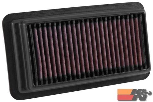 K/&N Replacement Air Filter For HONDA CIVIC L4-1.5L F//I 2016-2017 33-5044