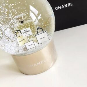 Chanel-Snow-Globe-VIP-Gifts-With-DHL-SHIPPING