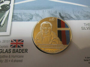 2010-JERSEY-5-FIVE-POUND-BATTLE-OF-BRITAIN-SIR-DOUGLAS-BADER-SILVER-PROOF-COIN